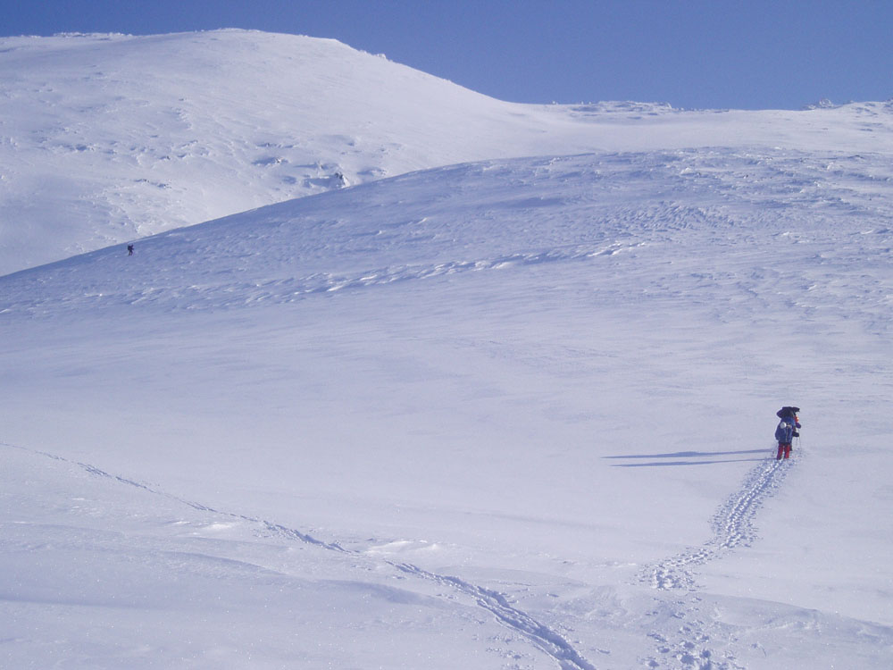 Приполярный Урал, гора Сабля