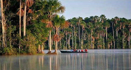 Священное озеро – Сандоваль