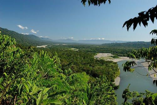 Река Рио Мадре