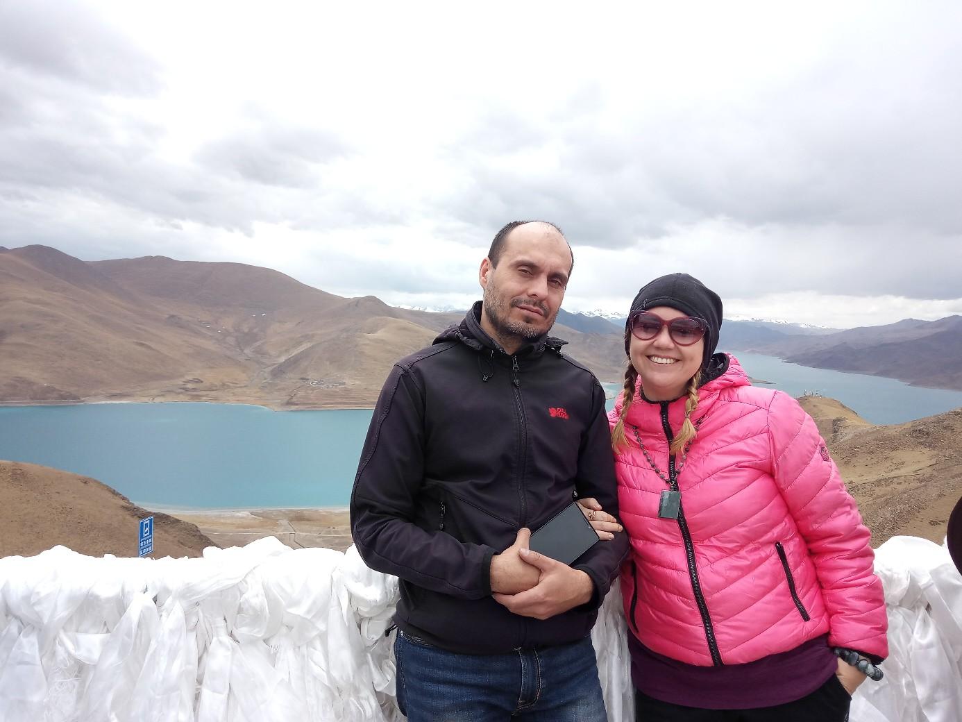 Андрей и Ирина Даниловы